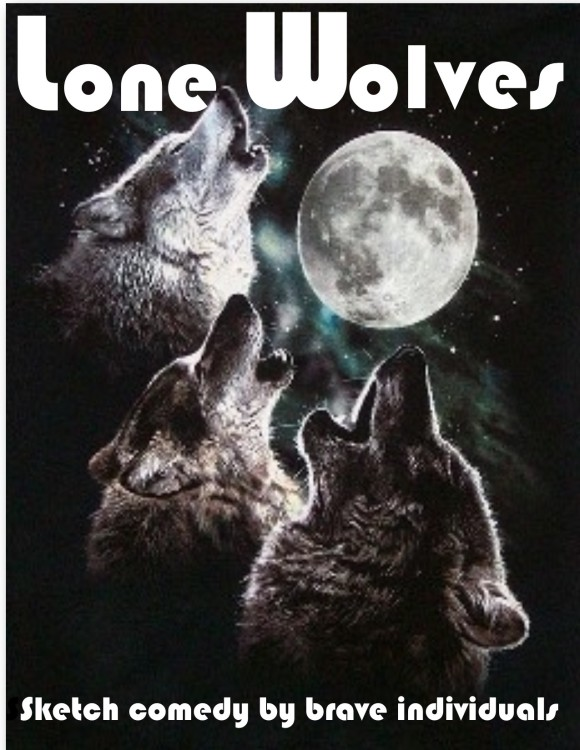 lone wolves poster